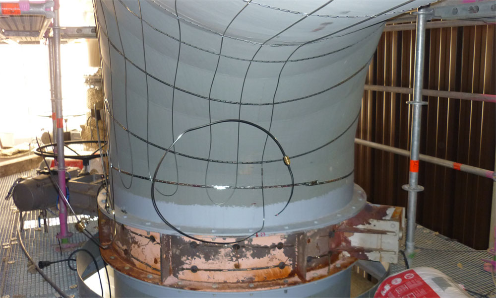 Smhi Tracing On Boiler At An Incinerator Traceheat