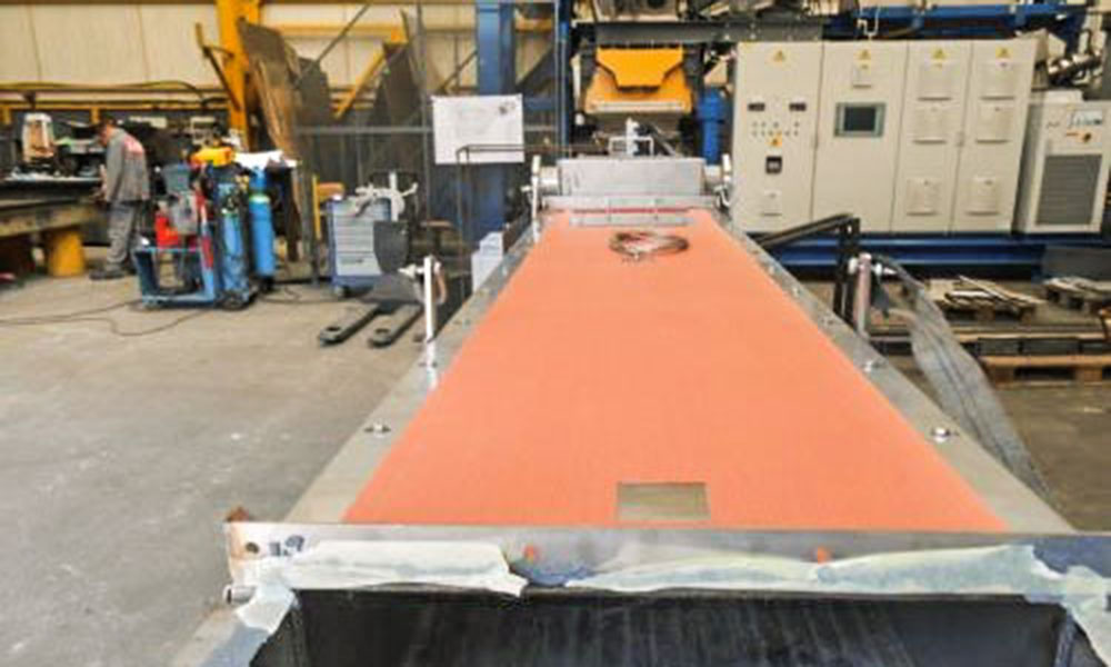 Traceheat With Silicon Heating Mats Traceheat